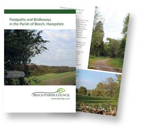 Beech footpaths guide